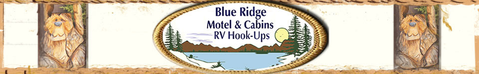 Blue Ridge Motel Logo
